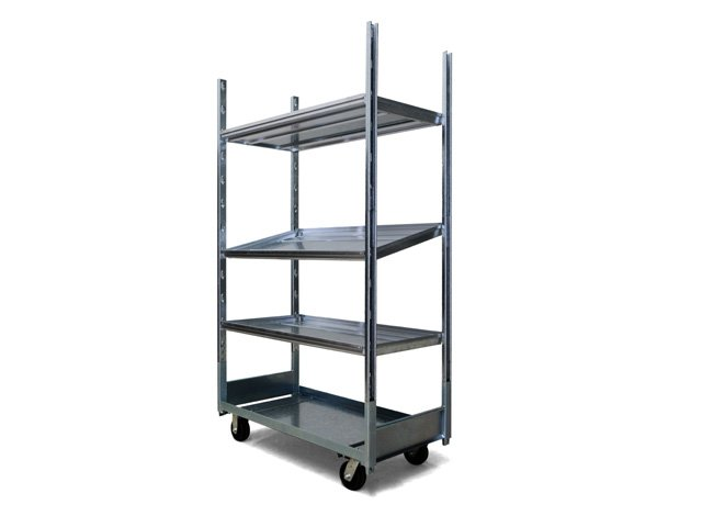 Premium Nursery Trolley