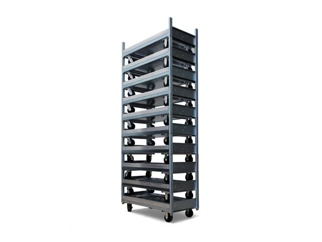 Stackable Nursery Trolley